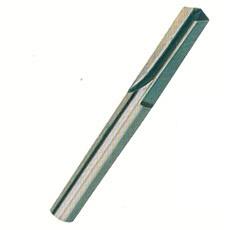 整体硬质合金直柄直槽铰刀
