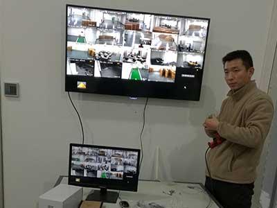 北京瑞云档案管理有限公司档案室监控