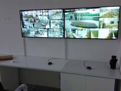 工厂监控系统