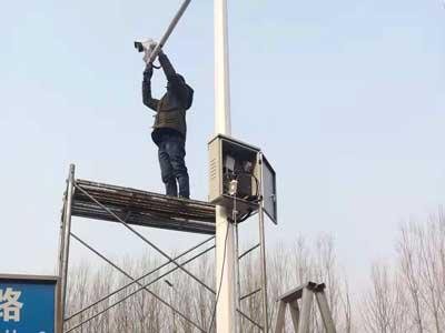 工厂视频监控系统