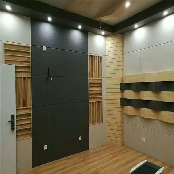 新疆宁夏聚酯纤维吸音板厂家