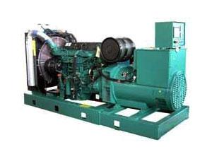 发电机组型号