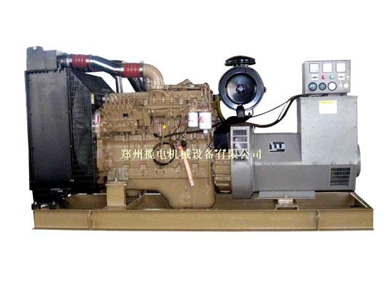 康明斯发电机组型号