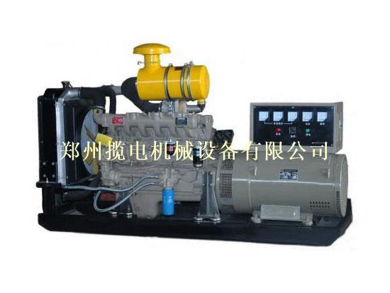 河南发电机生产