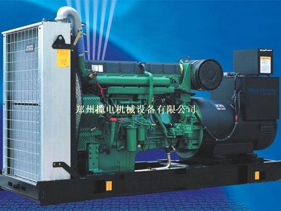 【图文】柴油发电机节能方式有哪些_玉柴发电机散热优势