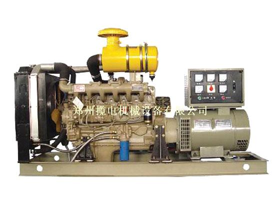 柴油发电机安装
