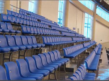 贵阳体育馆看台座椅