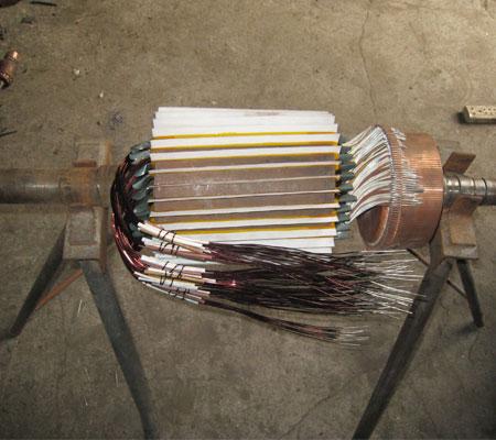 直流电机维修价格