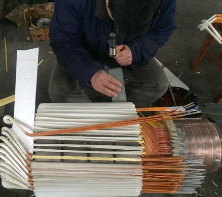 郑州直流电机维修价格