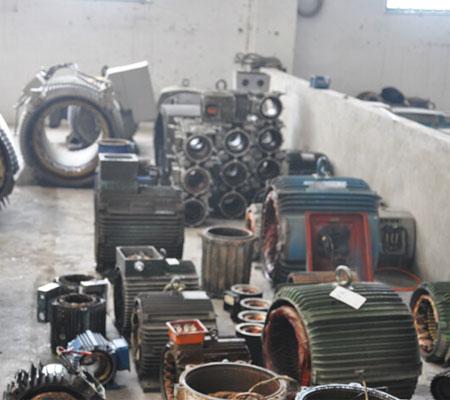 郑州交流电机维修价格