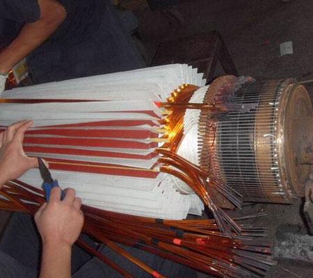 河南电机维修公司