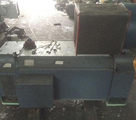 印刷机电机