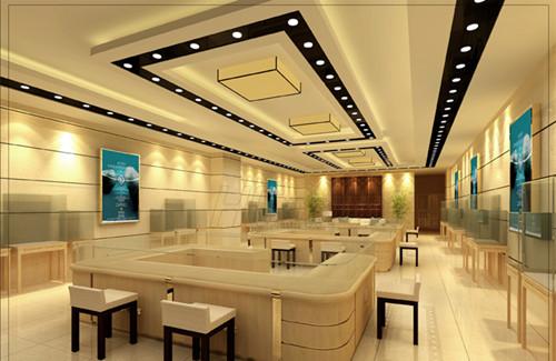 贵州珠宝展柜设计