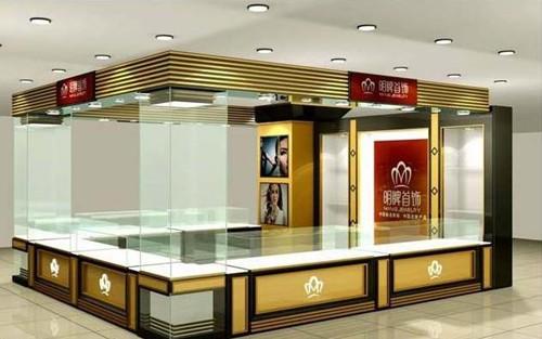 贵州珠宝展柜制作