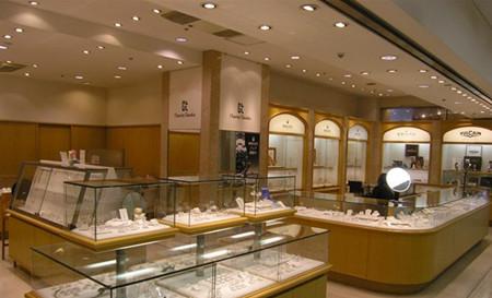 贵州珠宝展柜厂