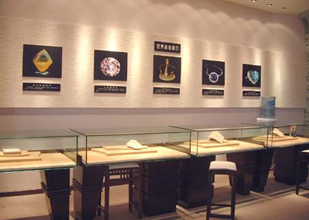 贵阳珠宝展柜厂