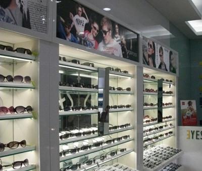 贵阳眼镜展柜