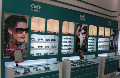 贵州眼镜展柜厂