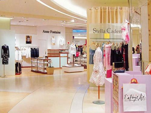 贵州服装展柜销售