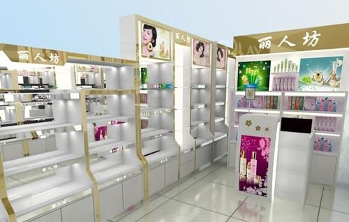 贵州手机展柜设计