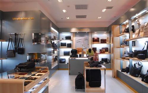 贵州鞋展柜制作