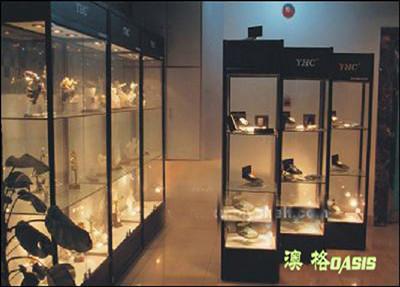 贵州饰品展柜销售