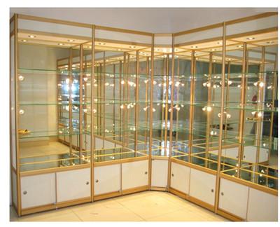 贵州铝钛合金展柜