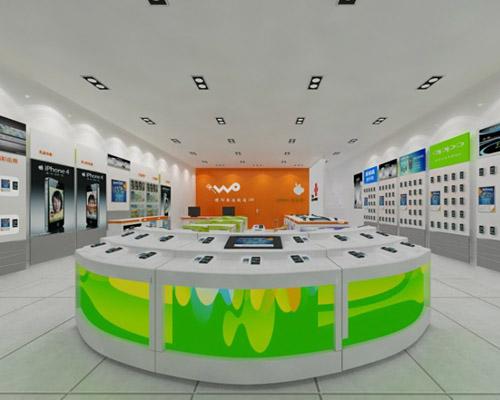 贵州手机展柜