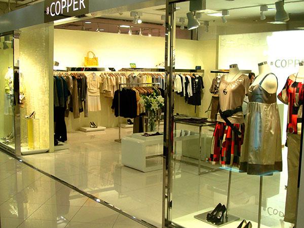 贵州服装展柜厂
