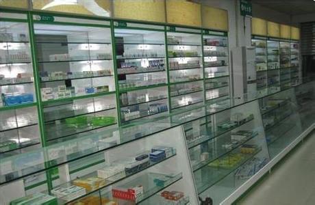 贵州医药展柜