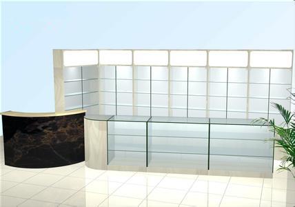 贵州玻璃展柜