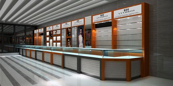 贵州贵州眼镜展柜设计