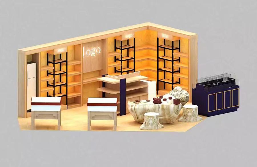 贵州烟酒茶柜