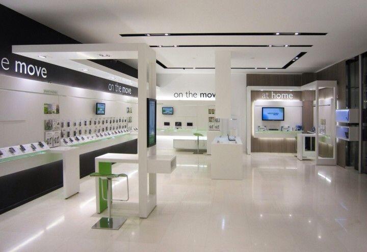 贵阳手机展柜厂