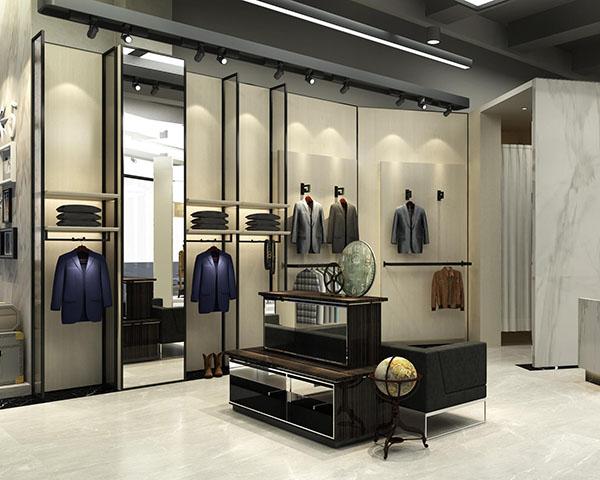 贵阳品牌服装展示柜