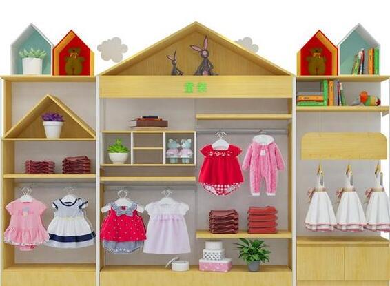 贵州母婴展柜