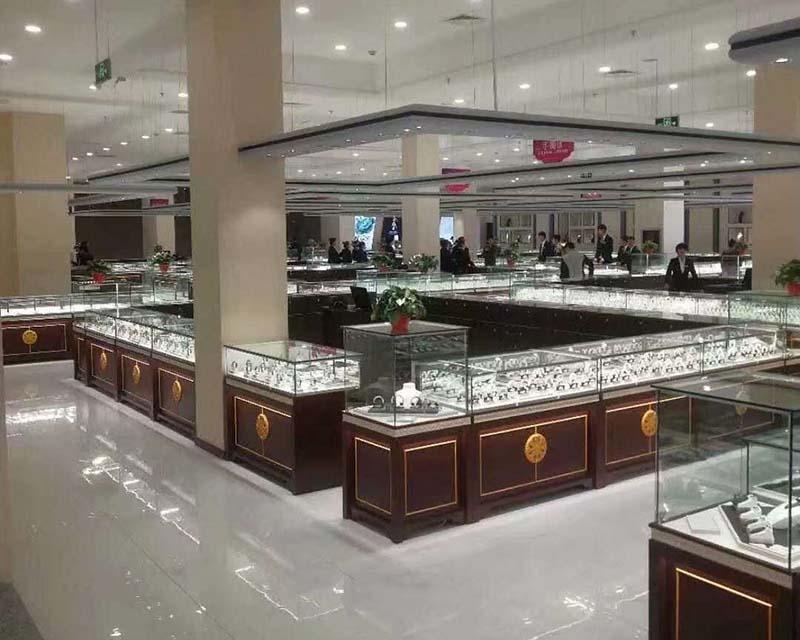 贵阳珠宝展柜销售