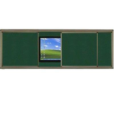 液晶电视组合式黑板