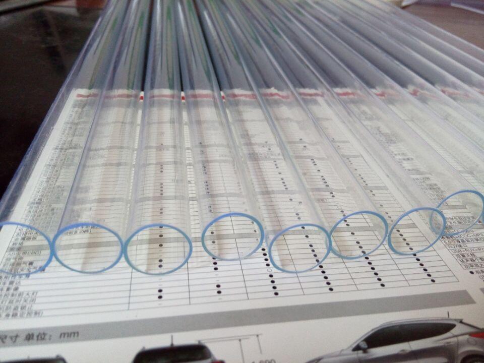 硬质透明PVC管