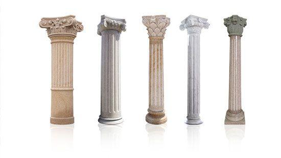 昆明GRC罗马柱价格