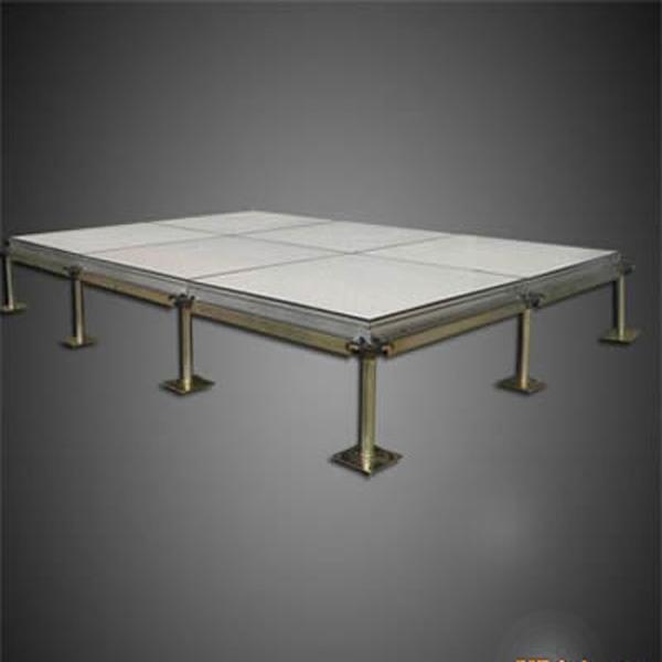 三防无机质铝边防静电活动地板报价