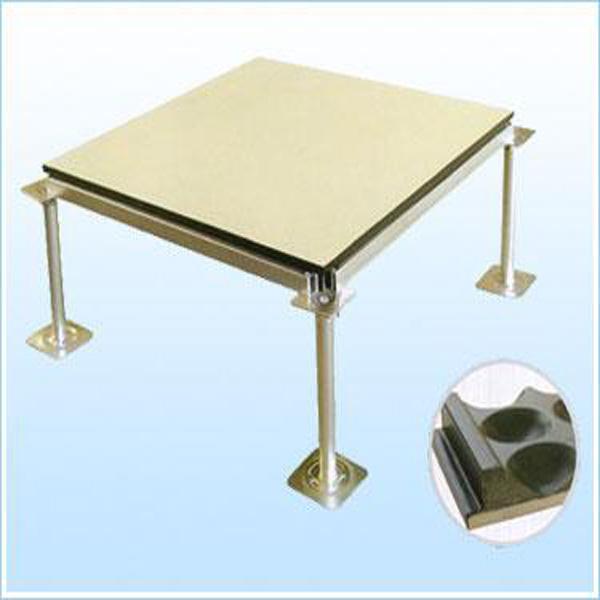 全钢陶瓷防静电架空地板价格