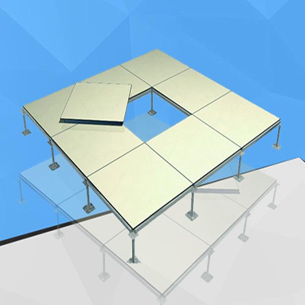 包头硫酸钙防静地板