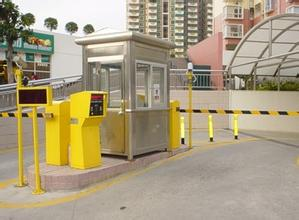 石家庄智能停车场安全系统定做