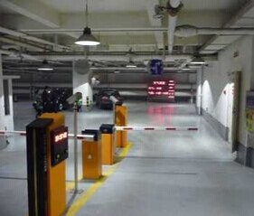 石家庄智能停车场系统