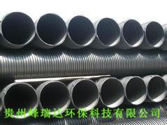 聚乙烯塑鋼纏繞管