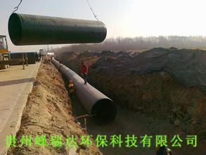 聚乙烯塑鋼纏繞管批發