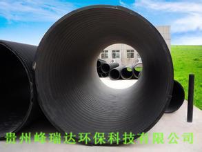 貴州貴陽聚乙烯塑鋼纏繞管