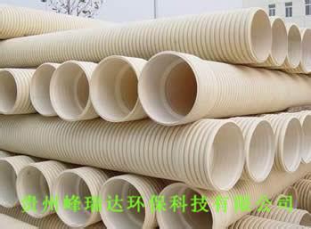 銅仁貴陽PVC-U雙壁波紋管廠家