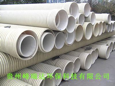 PVC-U雙壁波紋管批發